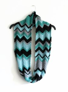 The ARIZONA Scarf - Free Pattern Songbyrdy.com